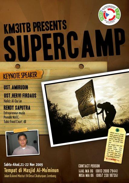 KM3 SuperCamp